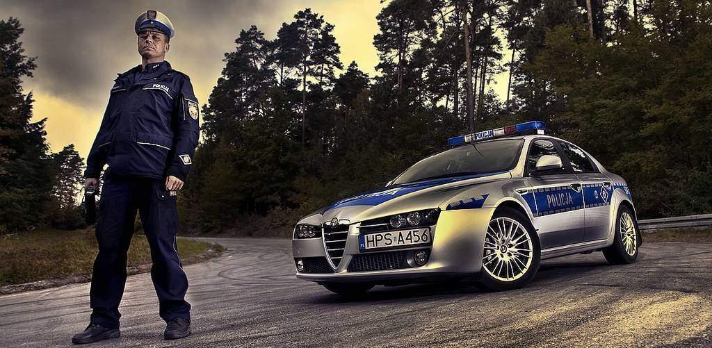 Zadania policji w Polsce